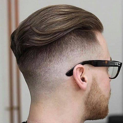 Business-Casual Hairstyle Undercut