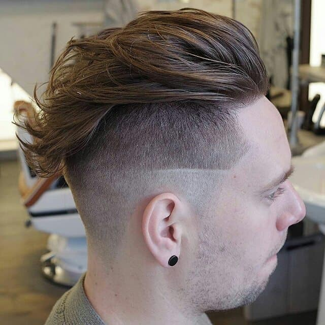 Side Undercut Hairstyle