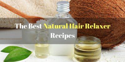 natural hair relaxer recipe
