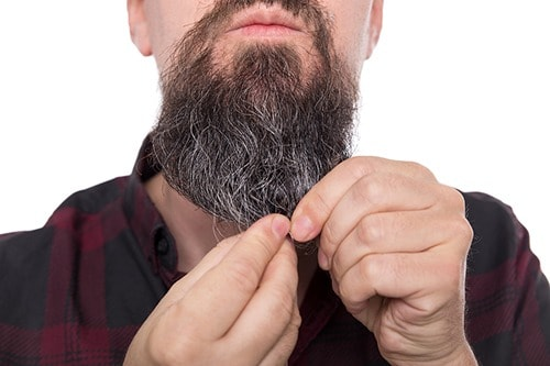 How to Straighten Beard