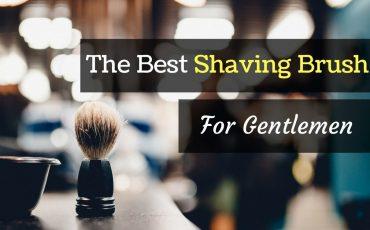 best shaving brush reviews