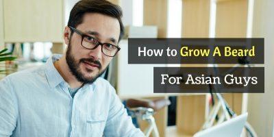 Grow Asian Beards