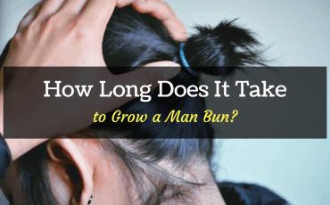 How to Grow Man Bun