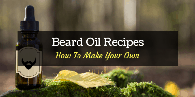 how to make diy beard oil recipes