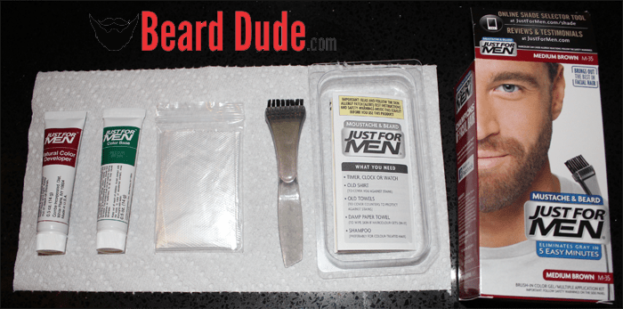 How To Color Your Beard – Easy To Follow Instructions