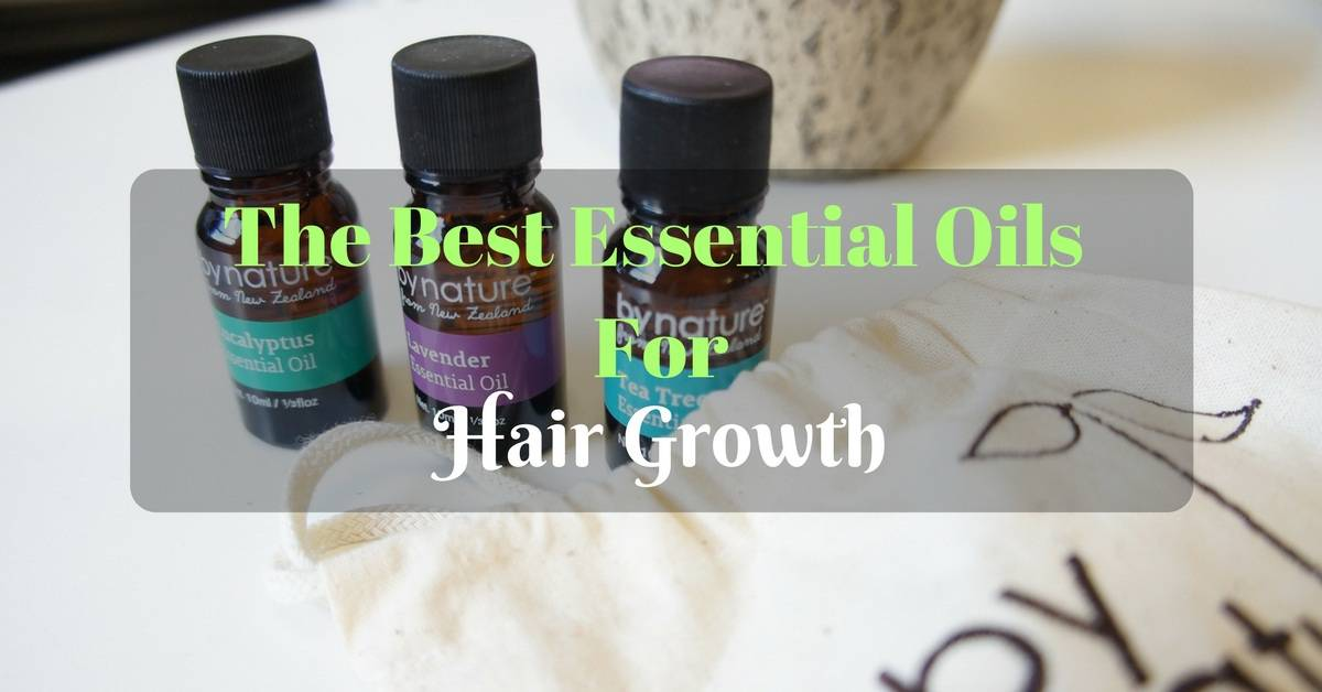 The Best Essential Oils For Hair Growth 2019 Reviews And Top Picks