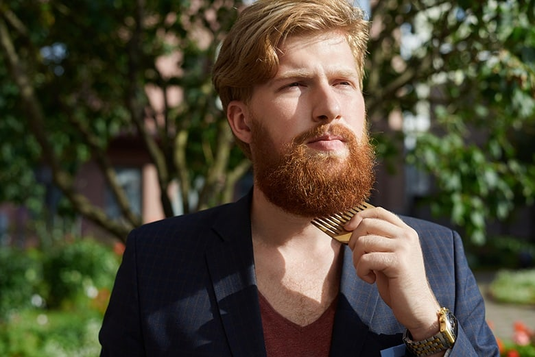Choosing a good beard comb is important
