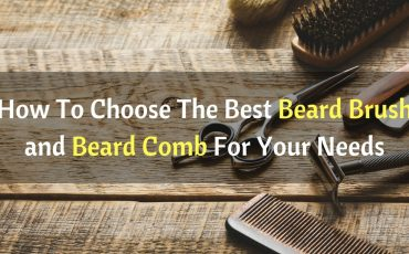 best beard brush, best beard comb