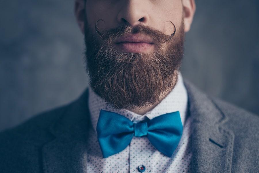 Captivating Straighten Beard Naturally