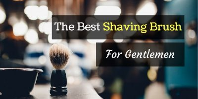 best shaving brush reviews