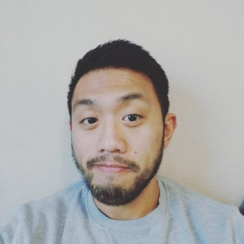 Best Asian Beard Style