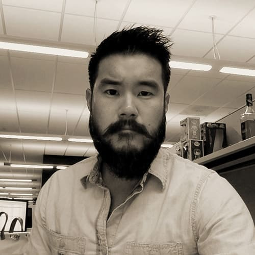 Asian Beard Styles