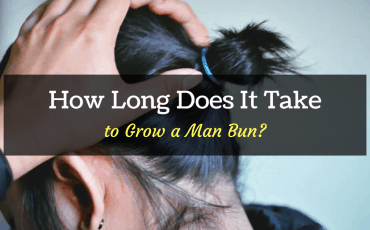 How to Grow Man Bun